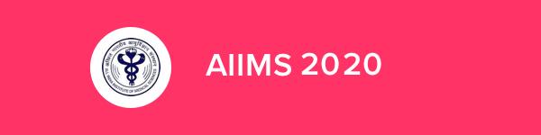 AIIMS 2020