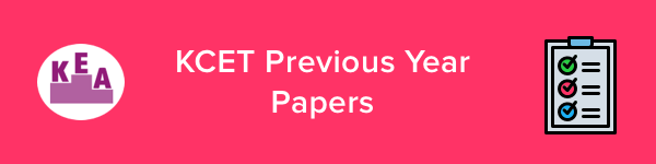 KCET 16+ Years Previous Question Papers with Answer Key (2004 - 2020)